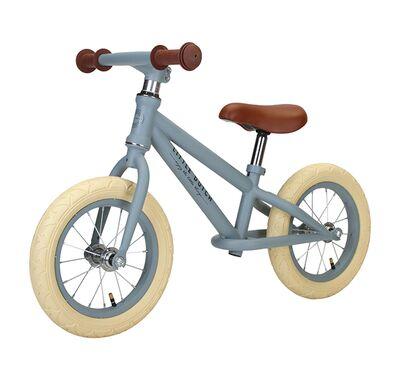Μεταλλικό ποδήλατο ισορροπίας Little Dutch γαλάζιο στο Bebe Maison