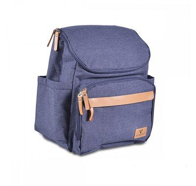 Τσάντα αλλαξιέρα σακίδιο πλάτης Cangaroo Megan blue στο Bebe Maison
