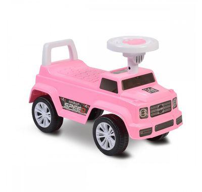 Περπατούρα αυτοκινητάκι Cangaroo Ride on speed pink στο Bebe Maison