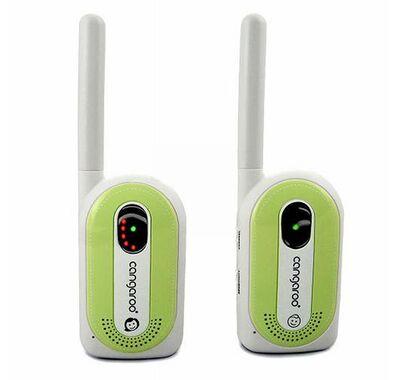 Ψηφιακή ενδοεπκοινωνία Cangaroo maternal instinct green στο Bebe Maison
