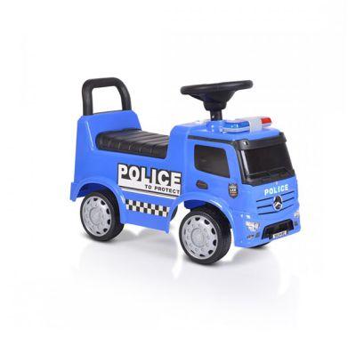 Αυτοκινητάκι περπατούρα Cangaroo Mercedes Antos 657 Police Blue στο Bebe Maison