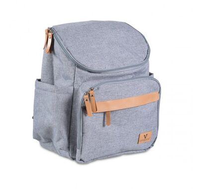 Τσάντα αλλαξιέρα σακίδιο πλάτης Cangaroo Megan grey στο Bebe Maison