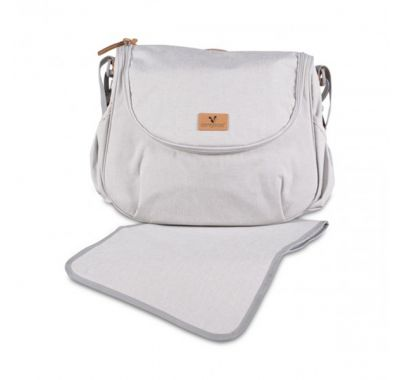 Βρεφική τσάντα αλλαξιέρα Cangaroo Naomi beige στο Bebe Maison