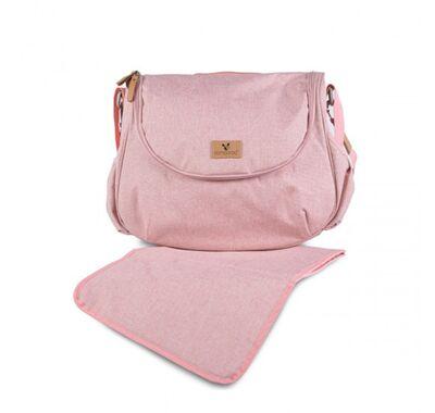 Βρεφική τσάντα αλλαξιέρα Cangaroo Naomi pink στο Bebe Maison
