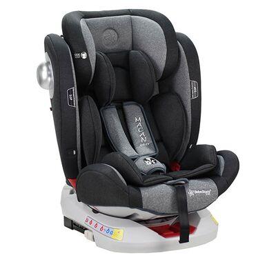 Παιδικό κάθισμα αυτοκινήτου Bebe Stars Macan 0-36kg Black στο Bebe Maison