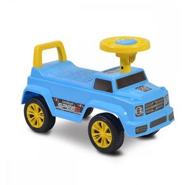Περπατούρα αυτοκινητάκι Cangaroo Ride on speed blue στο Bebe Maison
