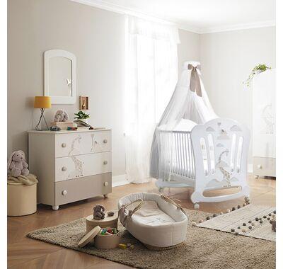 Ολοκληρωμένο βρεφικό δωμάτιο Pali Savana Oblo στο Bebe Maison