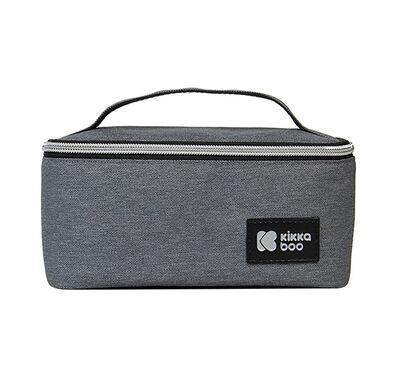 Ισοθερμική τσάντα φαγητού Kikka Boo Small Foody σκούρο γκρι στο Bebe Maison