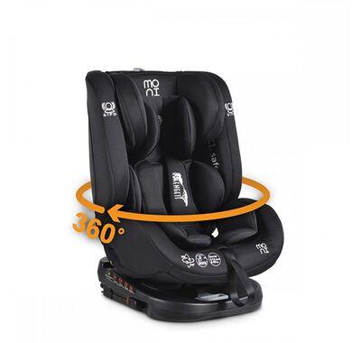 Κάθισμα αυτοκινήτου 360 Cangaoo Serengeti black isofix 360° 0-36 κιλά στο Bebe Maison