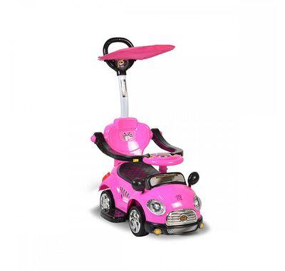 Περπατούρα αυτοκινητάκι Cangaroo ride-on Paradise pink στο Bebe Maison