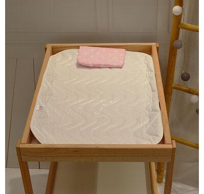 Φορητή αλλαξιέρα ΑΒΟ carousel ροζ στο Bebe Maison
