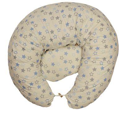 Μαξιλάρι Θηλασμού ABO stars μπλε στο Bebe Maison