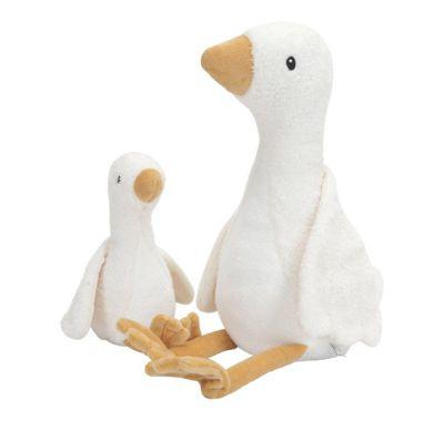 Υφασμάτινο κουκλάκι Little Dutch little goose 20εκ στο Bebe Maison