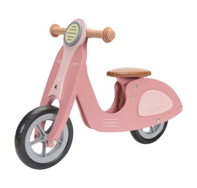Ποδήλατο ισορροπίας Little Dutch σκούτερ pink στο Bebe Maison
