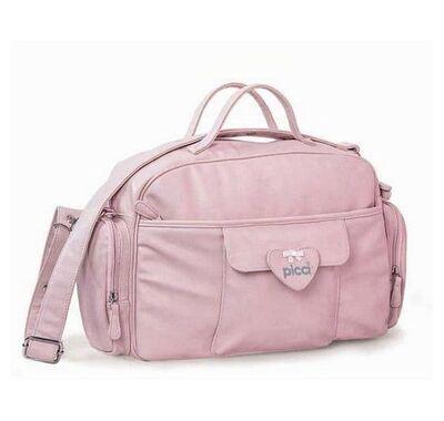 """Τσάντα αλλαξιέρα Picci """"Collection Baby """" Pink στο Bebe Maison"""