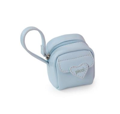 "Θήκη πιπίλας Picci ""Collection Baby"" Blue στο Bebe Maison"