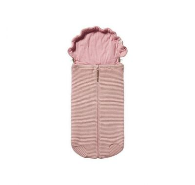 Joolz Essentials nest ribbed pink στο Bebe Maison