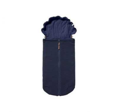 Joolz Essentials nest ribbed blue στο Bebe Maison