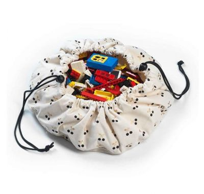 Play & Go Στρώμα παιχνιδιού - Τσάντα 2 σε 1 μίνι Cherry στο Bebe Maison