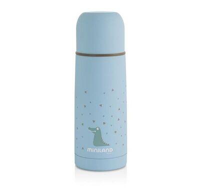 Silky θερμός Miniland μπλε 350ml στο Bebe Maison