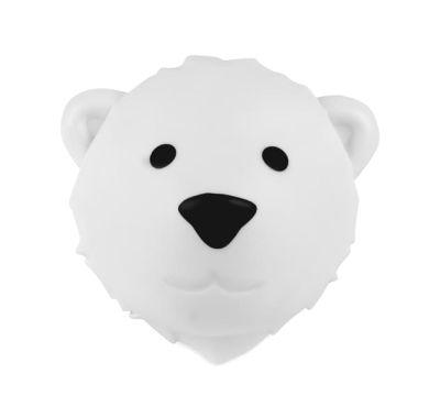 Flow Επιτοιχιο φωτιστικό νυχτός αρκούδος Bjorn (λευκό) στο Bebe Maison