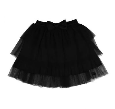 "Παιδική φούστα The Tiny Universe ""The Tiny Skirt"" All Black στο Bebe Maison"