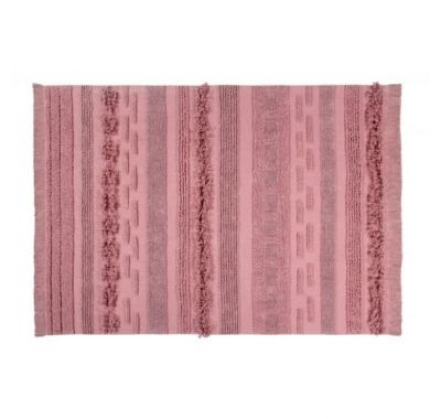Lorena Canals. Χαλί δωματίου Air Canyon Rose 170 x 240 εκ στο Bebe Maison