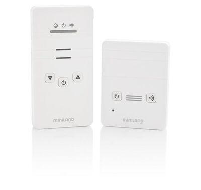 Ενδοεπικοινωνία Miniland Digital Easy στο Bebe Maison