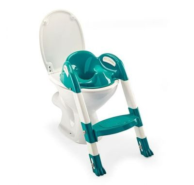 Kiddyloo toilet trainer petrol Thermobaby στο Bebe Maison