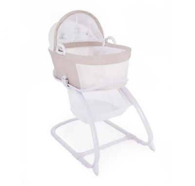 Λίκνο/ Καλαθούνα Kikka Boo Welcome Baby Swing Beige στο Bebe Maison