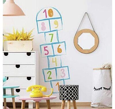 "Roommates Αυτοκόλλητα τοίχου ""Κουτσό"" στο Bebe Maison"