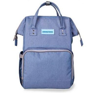 Τσάντα αλλαξιέρα/ σακίδιο πλάτης Kikka Boo Siena Blue στο Bebe Maison
