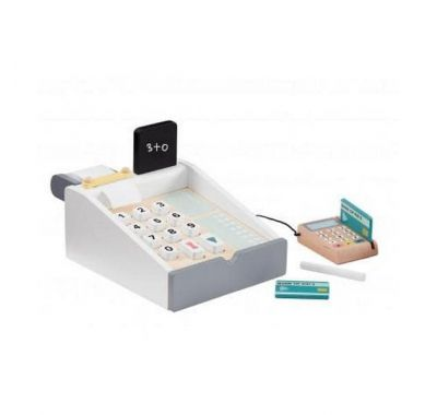 Kids Concept Ξύλινη ταμειακή μηχανή στο Bebe Maison