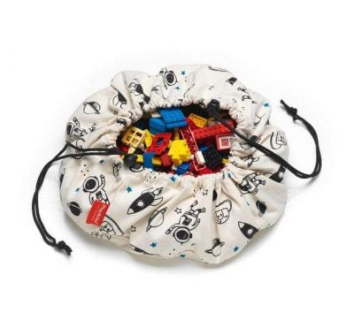 Play & Go Στρώμα παιχνιδιού - τσάντα 2 σε 1 Mini Space στο Bebe Maison