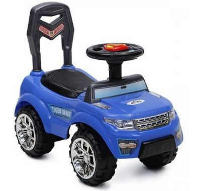 Αυτοκινητάκι Cangaroo Ride On Car Tiger Range Blue στο Bebe Maison