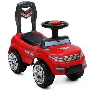 Αυτοκινητάκι Cangaroo Ride On Car Tiger Range Red στο Bebe Maison