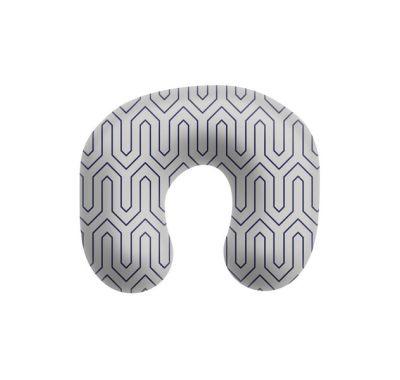 Μαξιλάρι θηλασμού Greco Strom Small Maze Γκρι στο Bebe Maison