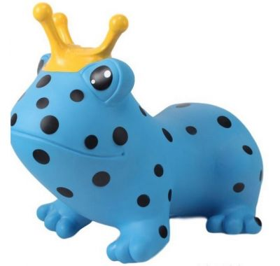 Φουσκωτά ζωάκια Gerardo's Jumpy Βάτραχος μπλε στο Bebe Maison