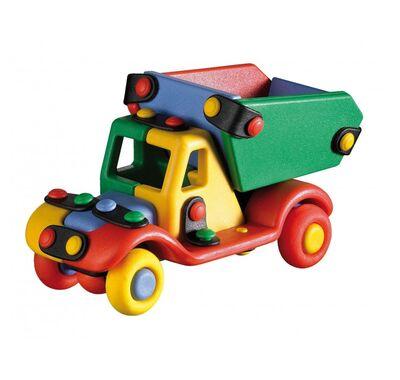 Φορτηγάκι εργοταξίου μικρό Mic-O-Mic πολύχρωμο στο Bebe Maison
