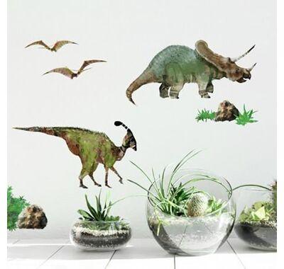 Αυτοκόλλητα τοίχου RoomMates Δεινόσαυροι στο Bebe Maison