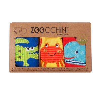 Εκπαιδευτικά βρακάκια Zoocchini Ocean Friends 3 τεμ στο Bebe Maison
