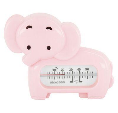Θερμόμετρο μπάνιου Kikka Boo Elephant Pink στο Bebe Maison