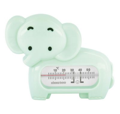 Θερμόμετρο μπάνιου Kikka Boo Elephant Mint στο Bebe Maison