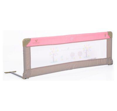 Προστατευτική μπάρα κρεβατιού Cangaroo Bed Rail Pink στο Bebe Maison
