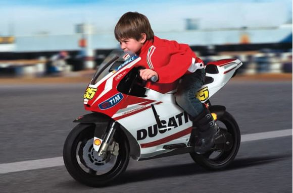 Ducati GP New by Peg Perego στο Bebe Maison