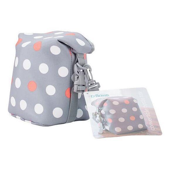 Ισοθερμική τσάντα μεταφοράς μπιμπερό Dr Brown's Polka Dot στο Bebe Maison