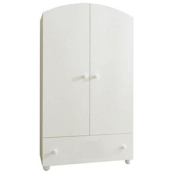Βρεφική ντουλάπα Pali Eco λευκό στο Bebe Maison