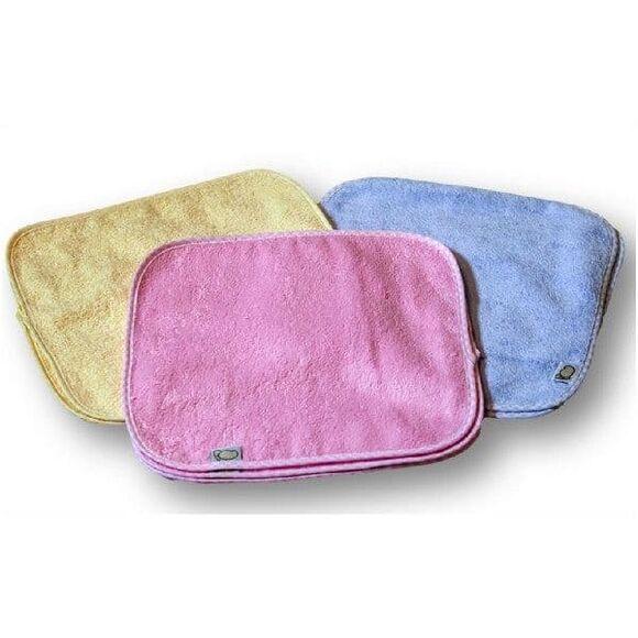 Λαβέτες τετράγωνες πετσετέ πολύχρωμες Bebe Maison στο Bebe Maison