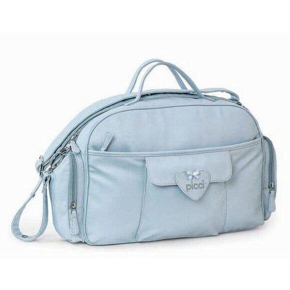 """Τσάντα αλλαξιέρα Picci """"Collection Baby """" Blue στο Bebe Maison"""