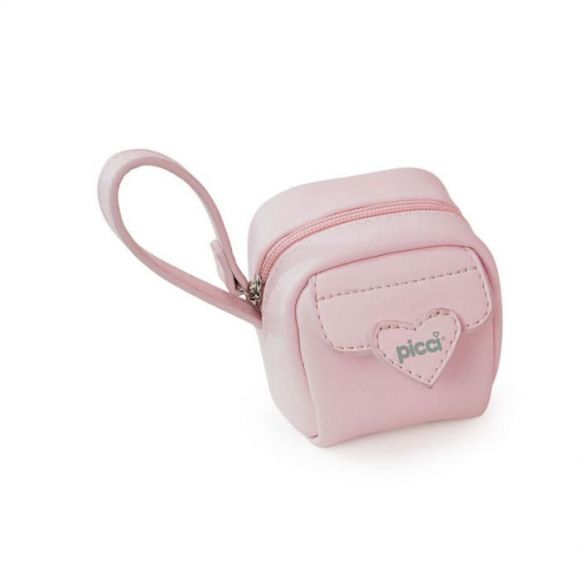 "Θήκη πιπίλας Picci ""Collection Baby"" Pink στο Bebe Maison"